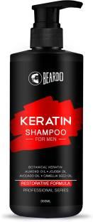 BEARDO Keratin Shampoo for Men