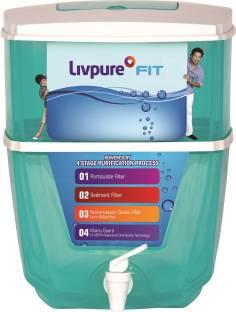 LIVPURE LIVPURE FIT 17 L Gravity Based Water Purifier