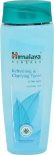 Himalaya Herbals Refreshing and Clarifying Toner Men & Women