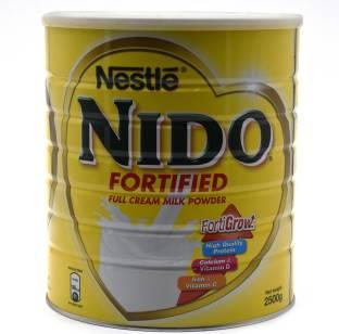 Nestle Nido Fortified Full Cream - 400g Milk Powder Price in