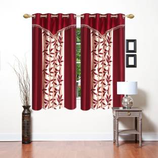 dde95a3e8ba3 Flipkart Curtains   Upto 0% OFF   Fashion String 152 cm 5 ft Window ...