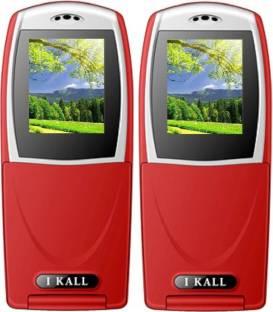 I Kall K19 New Combo of Two Mobiles