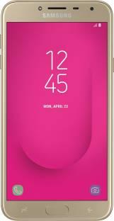 SAMSUNG Galaxy J4 (Gold, 16 GB)