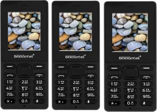Snowtel Z2 Combo of Two Mobiles