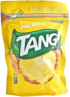 TANG Pineapple Flavor Instant Drink Stay Fresh Pack - 500g Energy Drink