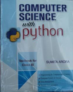 Computer Science with Python for CBSE Class XI (11): Buy