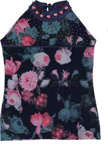 bc70a7412bb Blossoms Girls Nylon Lycra Blend Tube Top Price in India - Buy ...