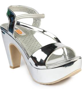 79d42bf843 Eliana Women Golden Heels - Buy Golden Color Eliana Women Golden ...