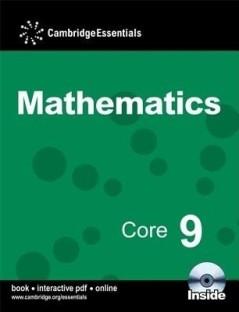 Year pdf 9 maths essential cambridge