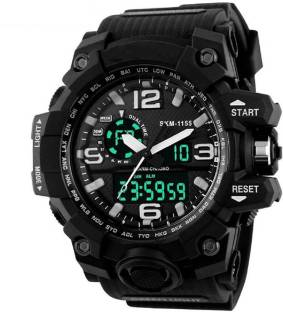 f952b30cf qlonz store Skmei 1155BLCK Watch Digital Multi-function 1155BLCK Watch -  For Men   Women