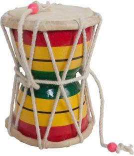 SG Musical Multicolor Damru/Damroo Damaru Price in India - Buy SG