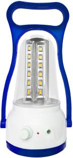 Eye Bhaskar Ultra Bright 24 LED with Charger Rechargeable Desk Lamps Lantern Emergency Light