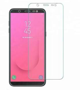 Express Buy Tempered Glass Guard for Samsung Galaxy J8