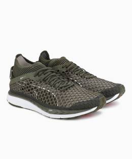 4388543d8814 Puma IGNITE NETFIT Running Shoes For Men - Buy Puma Black-QUIET ...