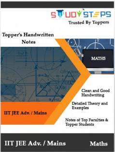 IIT Topper's Notes By Winsight - 11th And 12th Physics JEE