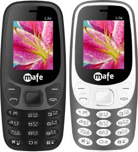 Mafe Lite Combo of Two Mobiles