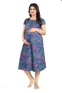 b057fb3cd9 House of Tantrums Women s Shift Blue Dress - Buy Blue House of ...
