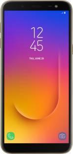 SAMSUNG Galaxy J6 (Gold, 64 GB)