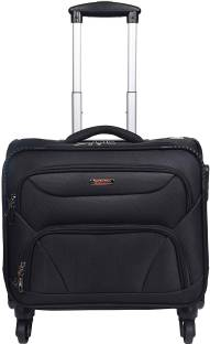 9243600a405a Murano Cannon 16.5 Inch Rolling Overnigher with Padded Compartment Cabin  Luggage - 16 inch