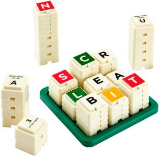 RoyaltyLane Wooden Board Card Game - Cribbage Boards and Pegs Set