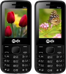 Mafe Raga Combo of Two Mobiles