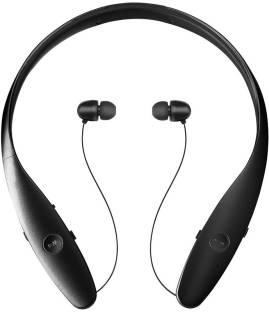4dd7d076c44 JIKRA LG Tone Pro HBS-770 Wireless Stereo Headset - Black Wired Headset  with Mic