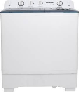 Panasonic 14 kg Semi Automatic Top Load White, Blue