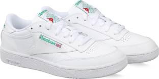 f8064ee6b4d REEBOK CLUB C 85 ARCHIVE Sneakers For Men - Buy WHITE GLEN GREEN ...