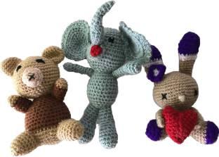 Goffa Intl Corp Donkey Plush Stuffed Animals - 12 inch