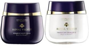 Oriflame Sweden Royal Velvet Firming Day and Repairing Night Cream