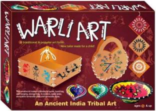SS Indian Festival Art Craft Kit- Ideal For Festival Decorations