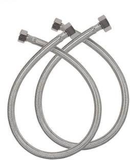 Quick Silver 18 inch connection pipe Hose Connector