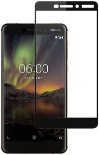 Bizone Tempered Glass Guard for Nokia 6.1