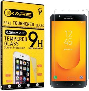 iKare Tempered Glass Guard for Samsung Galaxy J7 Duo