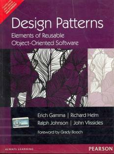 Design Patterns Elements Reusable Object Oriented Software 1 Reviews Latest Review Of Design Patterns Elements Reusable Object Oriented Software 1 Price In India Flipkart Com