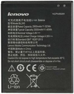 Lenovo Mobile Battery For  Lenovo K3 Note & A7000