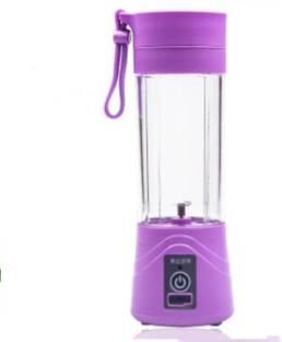WDS Pro USB Electric Blender Bottle 0 Juicer Mixer Grinder(Purple) 0 W Juicer Mixer Grinder (1 Jar, ...