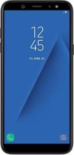 SAMSUNG Galaxy A6 (Black, 64 GB)
