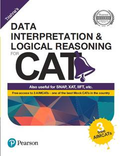 Data Interpretation & Logical Reasoning for CAT - Also Useful for SNAP,XAT,IIFT,etc