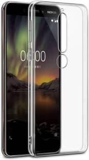 REZAWZ Back Cover for Nokia 6.1