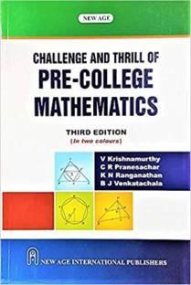 Challenge and Thrill of Pre-College Mathematics
