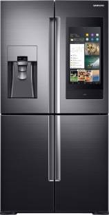 SAMSUNG 810 L Frost Free Side by Side Inverter Technology Star Convertible Refrigerator  with Four Doo...