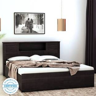 Hometown Bali Bolton Engineered Wood Queen Box Bed