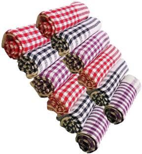 Fashion Trade KITCHEN NAPKIN FOR HOME USES Multicolor Napkins
