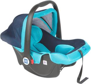 MeeMee Baby Car Seat Cum Carry Cot With Thick Cushioned Forward Facing