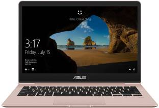 ASUS ZenBook 13 Core i5 8th Gen - (8 GB/512 GB SSD/Windows 10 Home) UX331UAL-EG058T Thin and Light Lap...