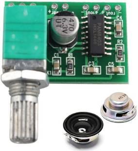 TCS PAM8403 DC 5V Mini Class D 2x3W USB Power Amplifier
