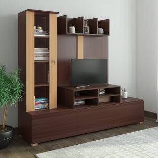 Zuari Engineered Wood TV Entertainment Unit Price in India - Buy ...
