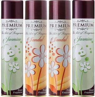 PREMIUM Sandal, Jasmine Spray