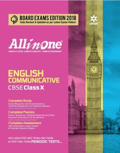 All In One English Communicative Class - 10: Buy All In One